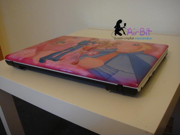 Рисунок Winx ребенку в подарок
