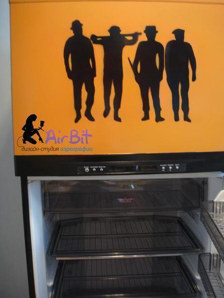 Холодильник Спартак